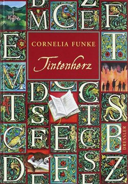 """Cornelia Funke: """"Tintenwelt-Trilogie"""""""