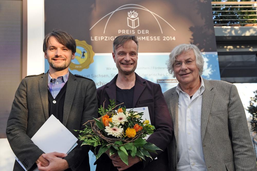 Die Gewinner für den Preis der Leipziger Buchmesse 2014 stehen fest