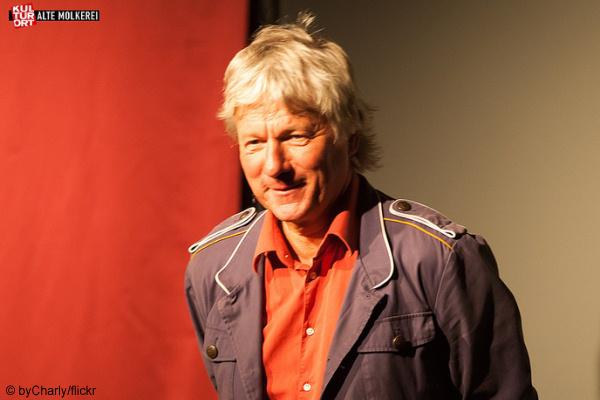 Jürgen Becker erhält Georg-Büchner-Preis