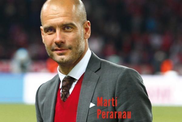 """Martí Perarnau: """"Herr Guardiola. Das erste Jahr mit Bayern München"""""""