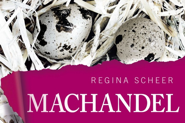 "Regina Scheer: ""Machandel"""