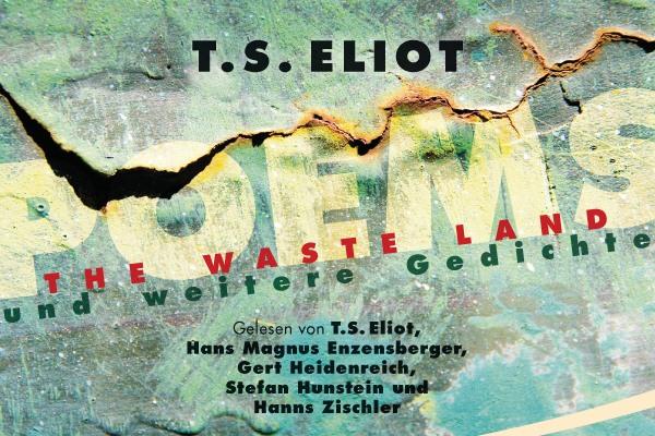T.S. Eliots Todestag jährt sich zum 50. Mal