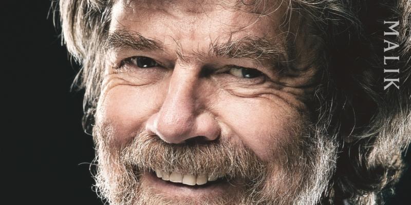 Reinhold Messner blickt auf sein Leben zurück