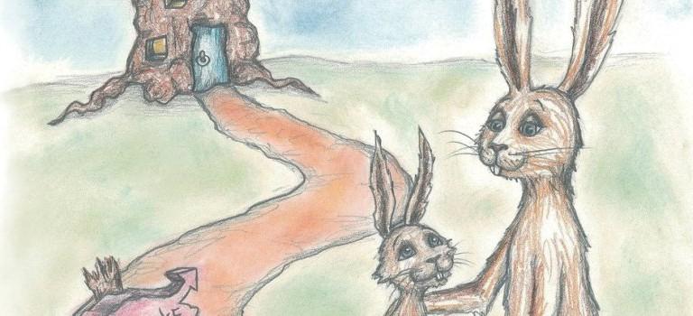 """Carl-Johan Forssén Ehrlin: """"Das Kaninchen, das so gerne einschlafen will"""""""